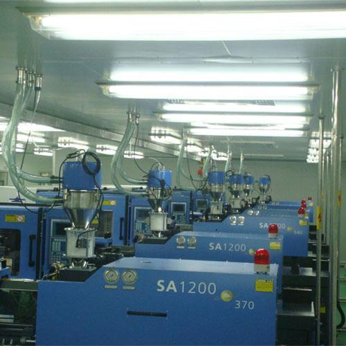 中央供料系统工程案例
